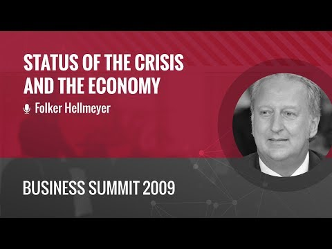 business summit 2009 › Folker Hellmeyer