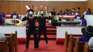 More Than I Can Bear (Kirk Franklin) - Mime