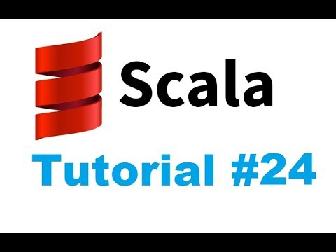 Scala Tutorial 24 - map, flatMap, flatten and filter (Higher-order on