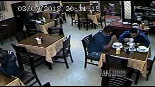 Aliados por la Seguridad: Las Pericias del crimen en el Chifa 14/07/2013