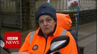 Is Brexit-voting Llanelli changing its mind? - BBC News