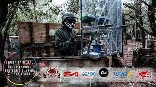 Ghost Paintball - Bande Annonce big game elysium 2014