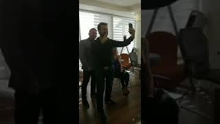 Kristanna LOKEN - surprise birthday party