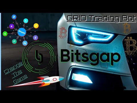 Trading Bot Magic: Stop Getting Liquidated! Earn Profit During The Dip. Keep Your Crypto. Bitsgap.