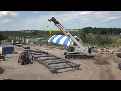 TCC-1100 - Modular Assembly in AB, Canada