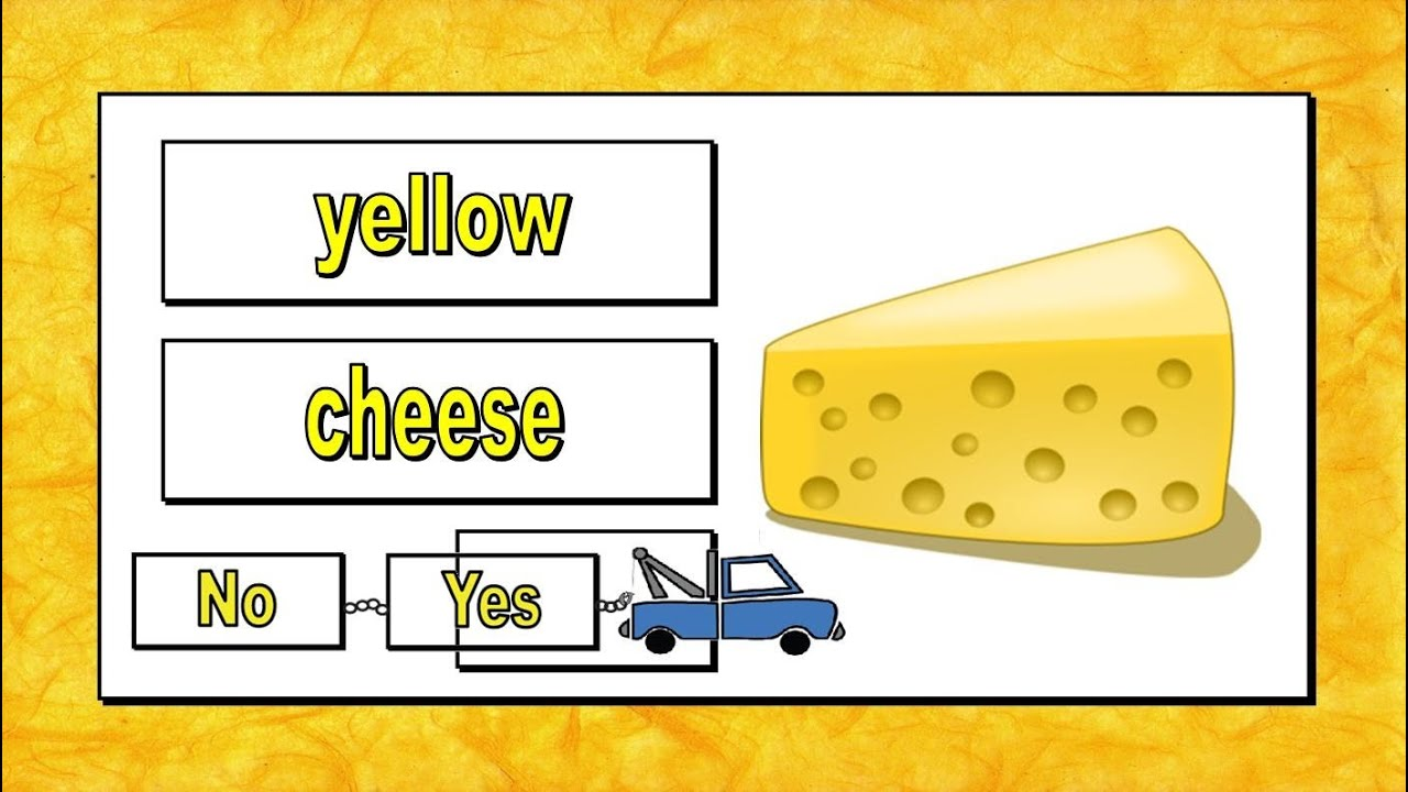Yellow Objects For Preschool Images