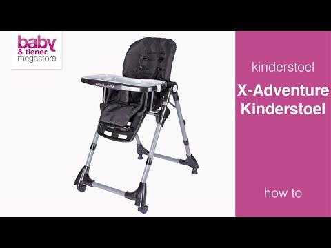 X Adventure Kinderstoel.Baby En Tiener Megastore Youtube