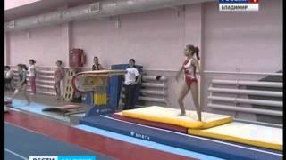 Во Владимире стартовал Международный турнир по спортивной гимнастике