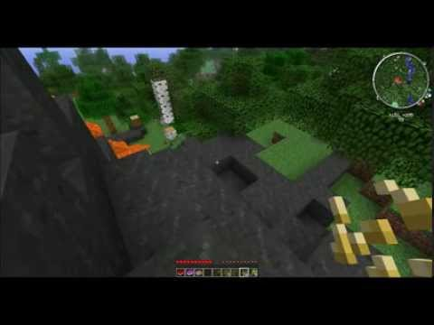 "Minecraft Industrials server ep 1 - ""A new start in a new world"""