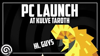 AT KULVE TAROTH - PC Launch!! | Monster Hunter World