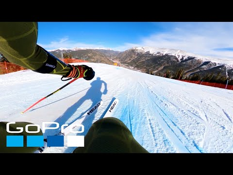 GoPro: Alpine Ski with World Champ and Olympic Gold Medalist Ted Ligety
