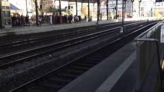 Aachen hbf station on 11.11