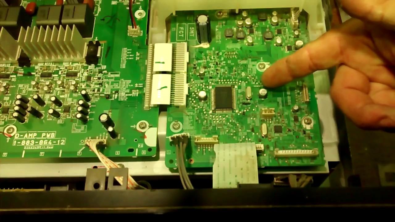 Sony Hcd Sh2000 N U00e3o Liga  Parte 1     Aprenda A Abrir O