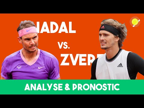Rafael Nadal vs. Alexander Zverev | 1/4 Finales | Madrid 2021 | Preview & Pronostic