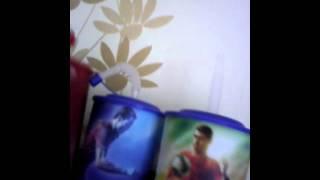 Стаканы Роналдо обзор