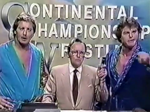 Continental Wrestling 3/7/87 Full Episode