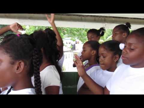 My God is awesome- FAI KIDS ( Charles Jenkins)