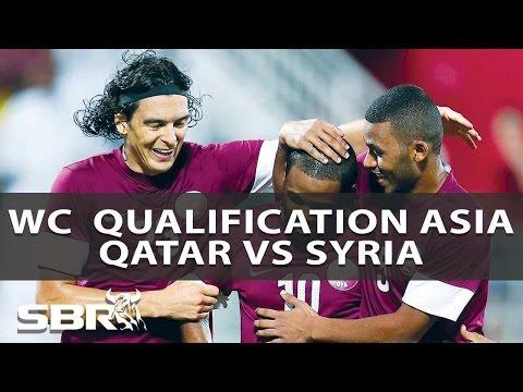 Qatar vs Syria 11/10/16 | WC Qualifiers Asia | Predictions