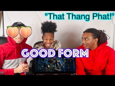 Damn Nicki! Nicki Minaj - Good Form ft. Lil Wayne Reaction!