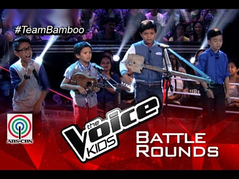 "The Voice Kids PH 2015 Battle Performance: ""Billionaire"" by Altair vs Emman and Sandy vs Romeo"