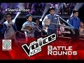 "The Voice Kids PH 2015 Battle Performance ""Billionaire"" by Altair vs Emman and Sandy vs Romeo"
