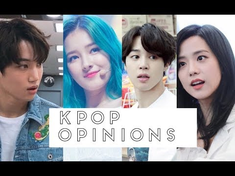 UNPOPULAR KPOP OPINIONS THAT I THINK ARE TRUE