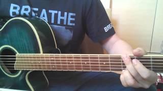 【Acoustic cover】ELLEGARDEN -I Hate It-