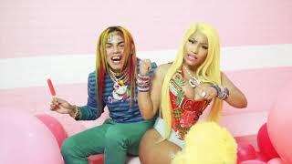"6ix9ine, Nicki Minaj, Murda Beatz   ""FEFE"" Official Music Video"