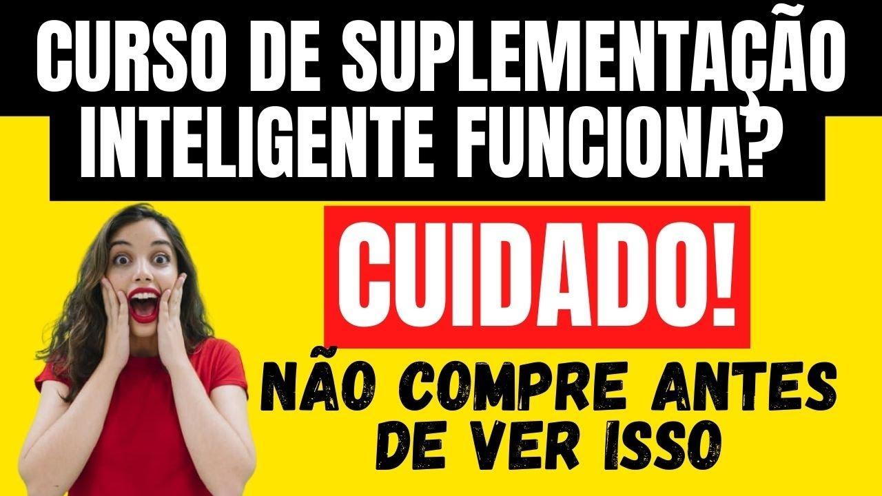 CURSO DE SUPLEMENTAÇÃO INTELIGENTE DO DR MARCO MENELAU FUNCIONA? Cuidado Com o GOLPE
