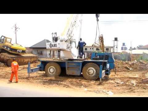 Mobile Crane Opearator Practicals in Port Harcourt 3