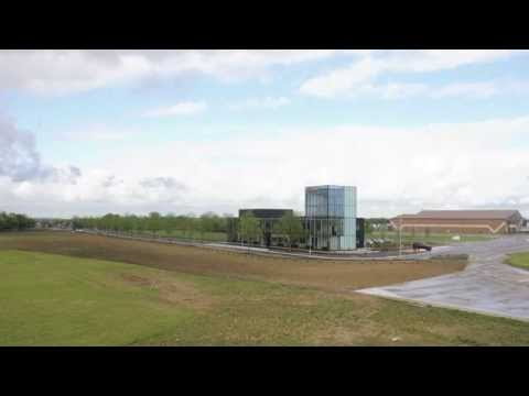 Incubator Timelapse video: Alconbury Enterprise Campus