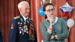 Николай Иванович Кульпов. Ветеран ВОВ, летчик