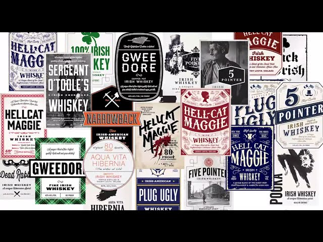 Hell-Cat Maggie Whiskey:  Brand Development