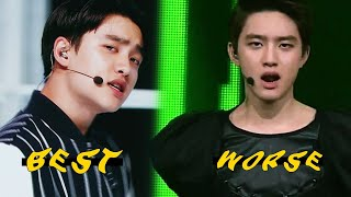 BEST & WORST STAGE OUTFITS (EXO EDITION)