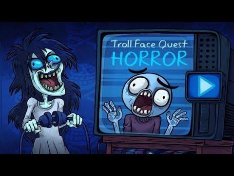 Прохождение игры Troll Face Quest HORROR 1