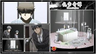 Anime: Ranpo Kitan Game of Laplace Episode: 05 ----------------------------------------------------------------------------------------------------------- Synopsis: After what appears.