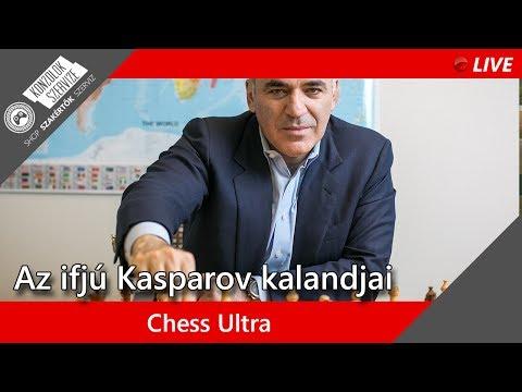 Chess Ultra   Az ifjú Kasparov kalandjai