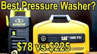 Best Pressure Washer? Let's fi…