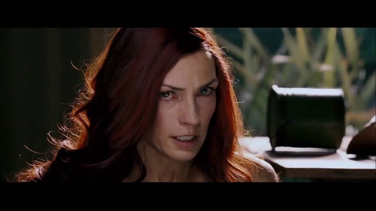 Jean Grey's Dark Phoenix Powers X-men 3 The Last Stand ...