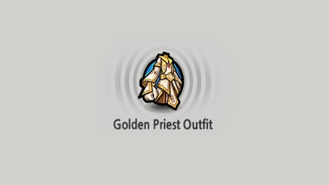 Lost saga golden priest robe hd youtube lost saga golden priest robe hd voltagebd Images