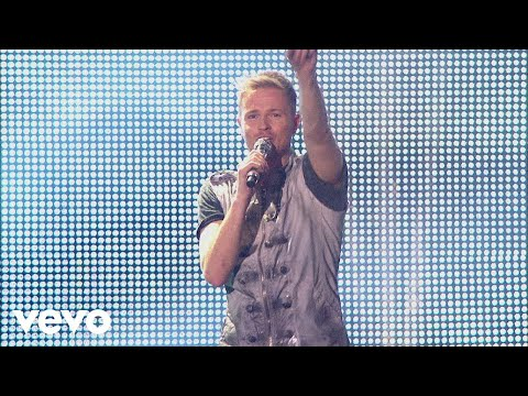Westlife - World of Our Own (Live from The O2)
