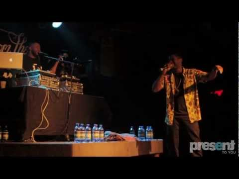 """Big K.R.I.T. performs """"Live From The Underground"""" and """"4eva And A Day""""   Tremont Music Hall"""