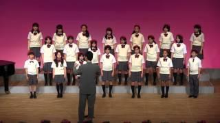 【合唱曲】 エーデルワイス ★東京多摩少年少女合唱団 2013.05