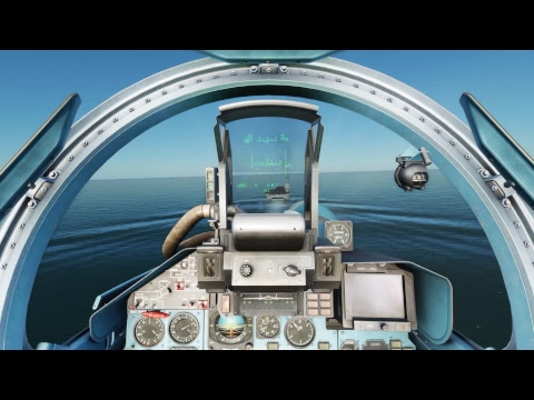 DCS 2.5 SU-33 Carrier Ops Campaign