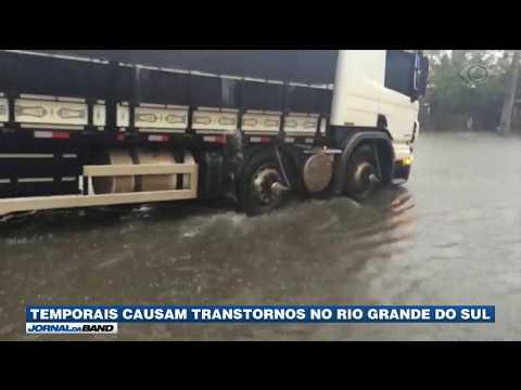 PE: 24 cidades decretam emergência por causa da chuva