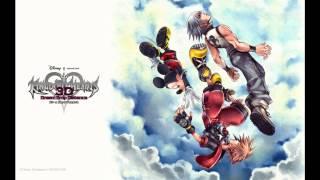 KINGDOM HEARTS 3D [Dream Drop Distance] OST CD 2 - 02. Digital Domination