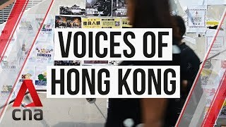 Voices of Hong Kong: Hong Kongers tell us how key events shaped the protests
