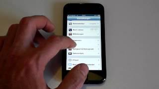 iPhone 5 - Tastaturanschläge ausschalten - Tastatur stumm schalten
