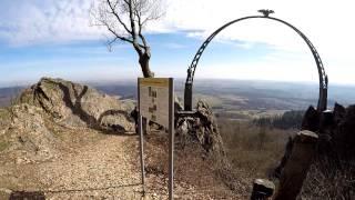 Auf dem Donnersberg - Der Höchste der Pfalz