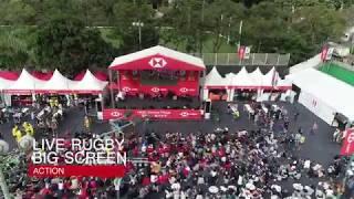 HK Rugby Sevens Fan Village